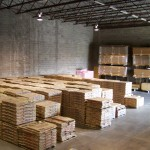 All Shingles Are Kept in the Warehouse Out of the Weather