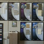 Siding Samples, Color Matching Assistance Available